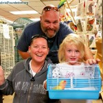 Star the Lovebird Gets Adopted